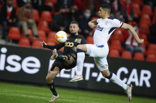 CORRECTION Belgium Soccer Europa League