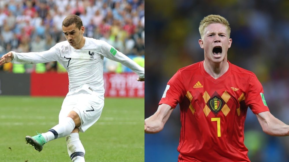 France vs Belgium live stream: how to watch today's World Cup semi-final online