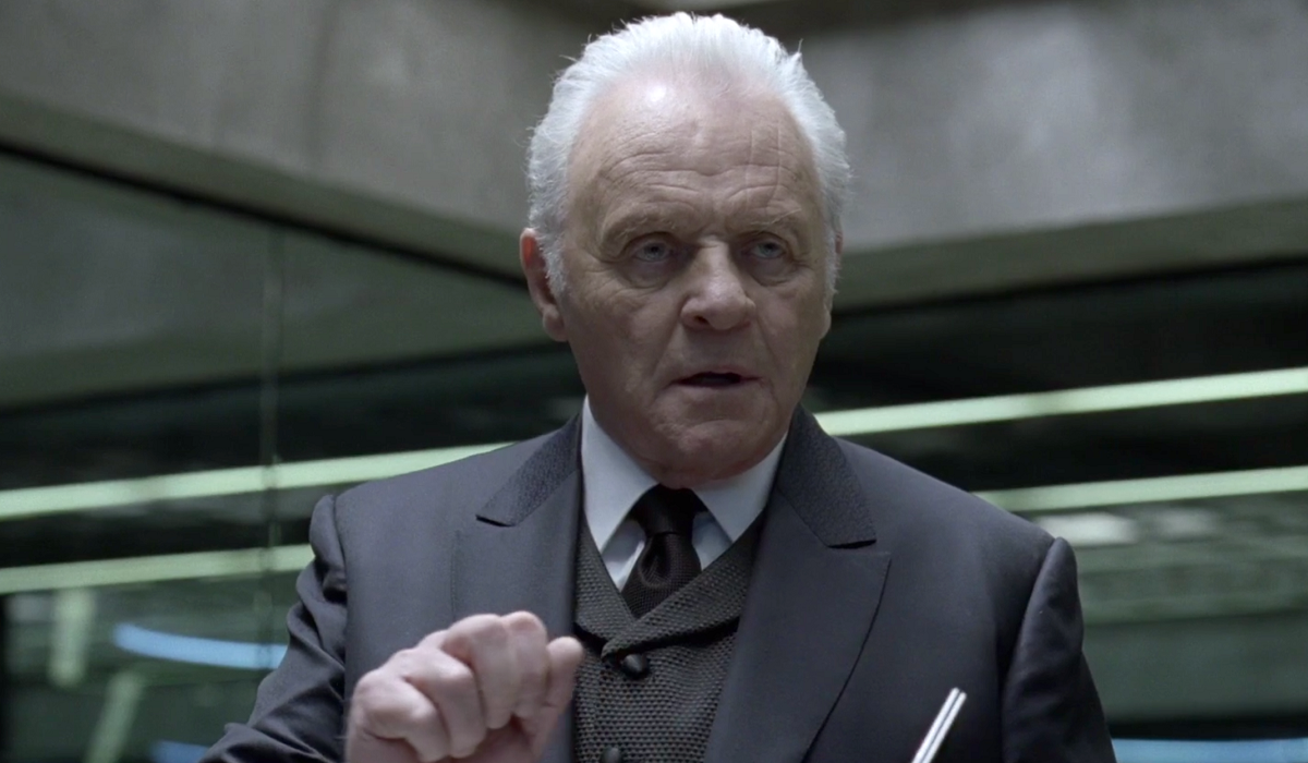 Robert Ford Westworld HBO