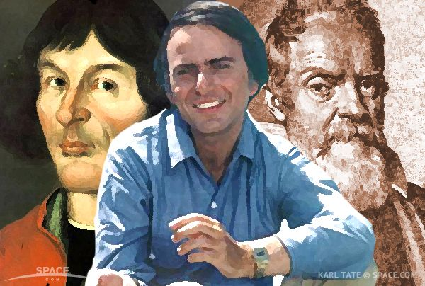 An Important Discovery Related To >> Famous Astronomers List Of Great Scientists In Astronomy