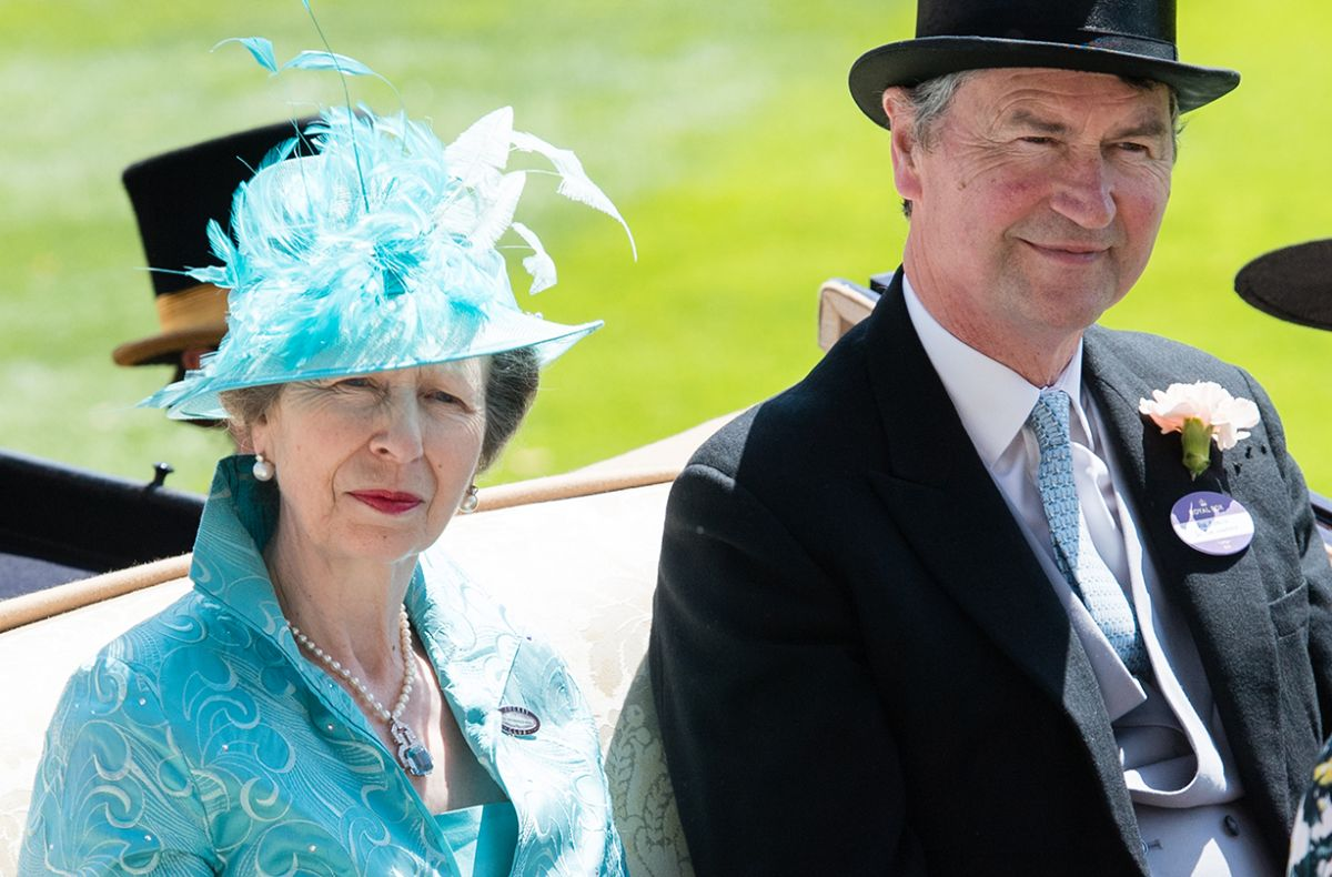 Princess Anne's husband makes 'surprising' confession about the Queen