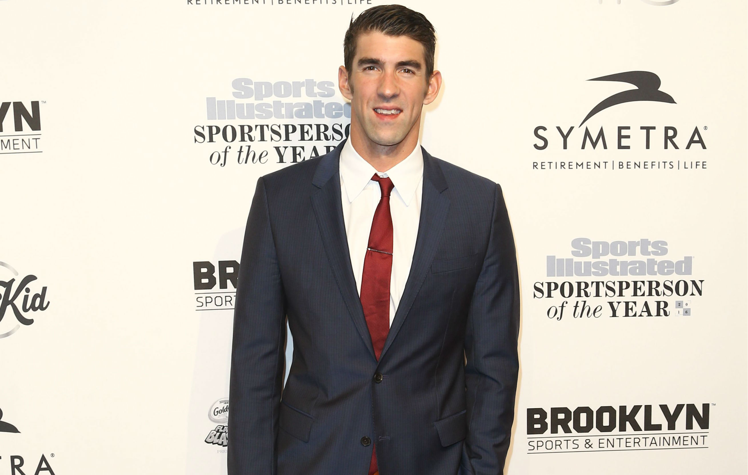 Michael Phelps, BBC Sports Personality of the Year