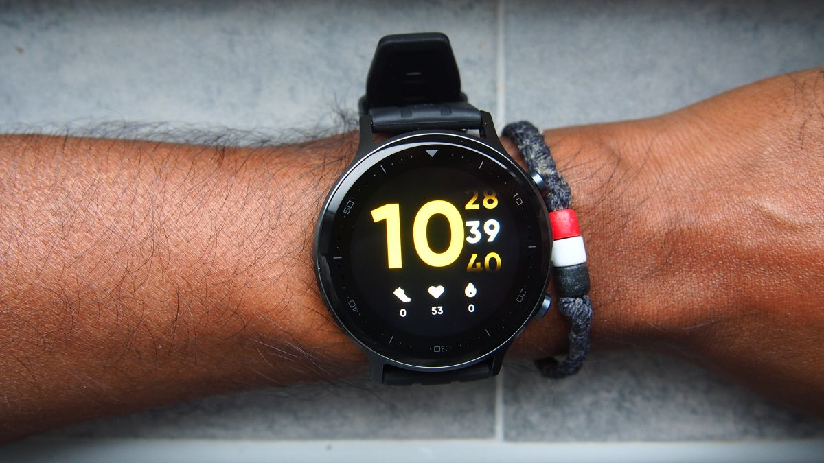 Realme Watch S goes on sale in today: price, features, and availability