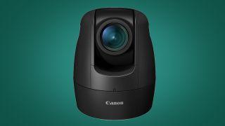 Canon PTZ camera