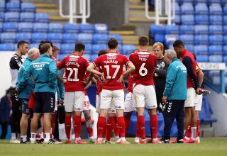Reading v Middlesbrough – Sky Bet Championship – Madejski Stadium