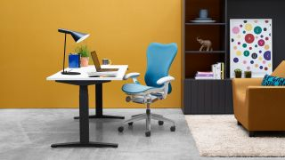 best office chair - Herman Miller Mirra 2