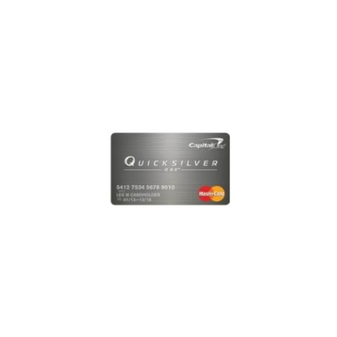 cash back capital one credit card