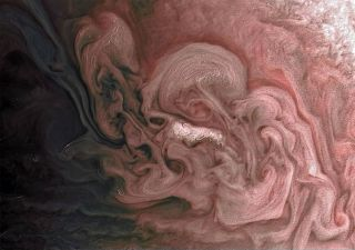 Jupiter's storm