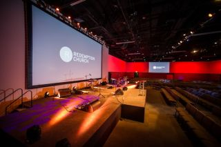 Martin Audio MLA Compact Unites Redemption Church