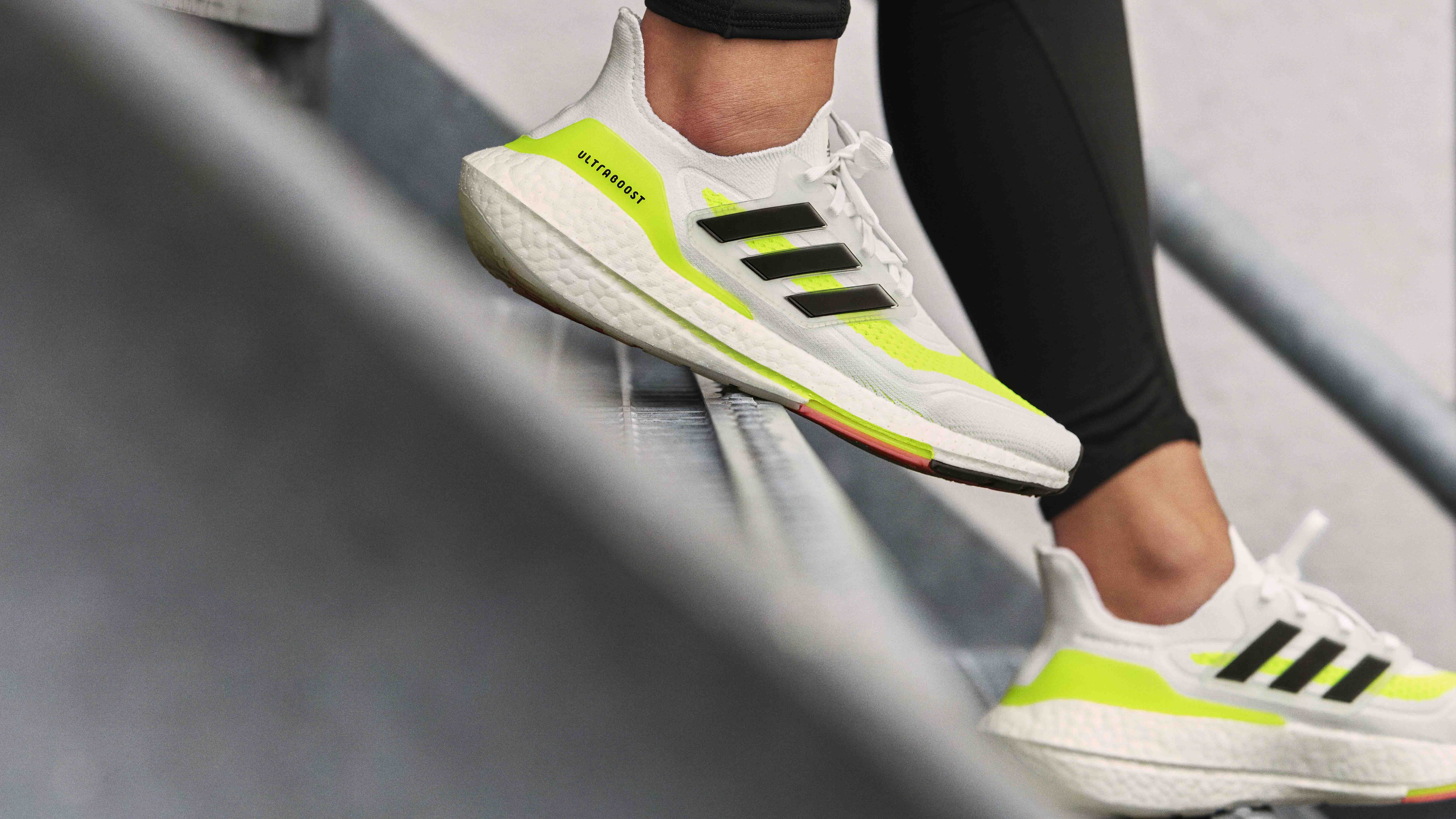 New Adidas Ultraboost 21 running shoes has more BOOST and even ...