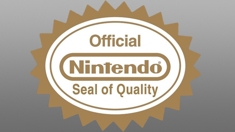 Nintendo Official Seal of Quality