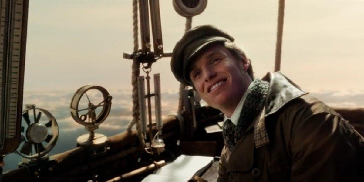 James Glaisher in The Aeronauts