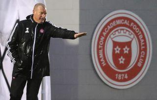 Hamilton Academical v Celtic – Scottish Premiership – Fountain of Youth Stadium