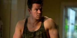 Mark Wahlberg Is Doing Weird Exercises To Grow Muscle And I Can't Look Away