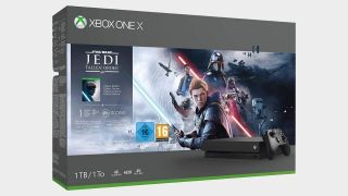 Best Xbox One X deal in the galaxy: get the console and Star Wars Jedi Fallen Order for £299