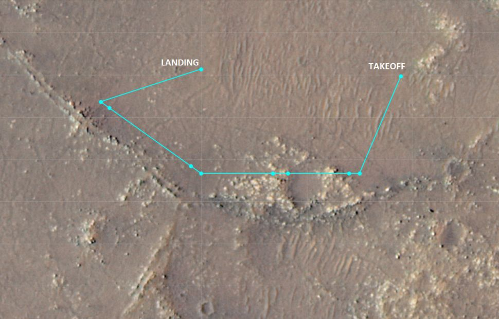 NASA's Mars helicopter soars past 1-mile mark in 10th flight over Red Planet NmP5AxX6SKff37DGCCMH2N-970-80
