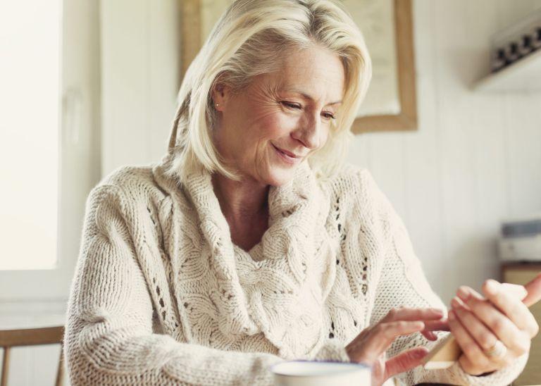 Motivationals texts support diabetes management