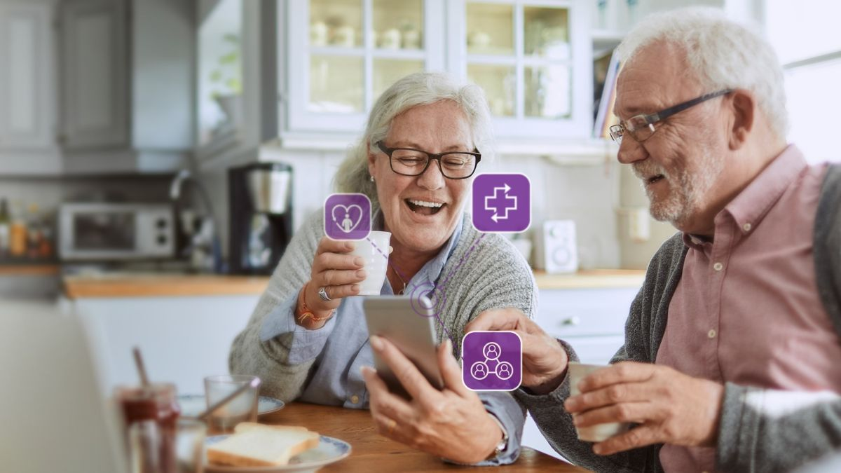 How technology is improving the quality of life of people living with dementia