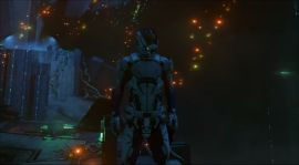 Check Out The First Gameplay Of Mass Effect: Andromeda