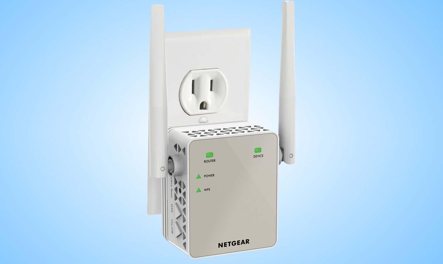 Netgear EX6120 AC1200 Essentials Edition Wi-Fi Range Extender – Full