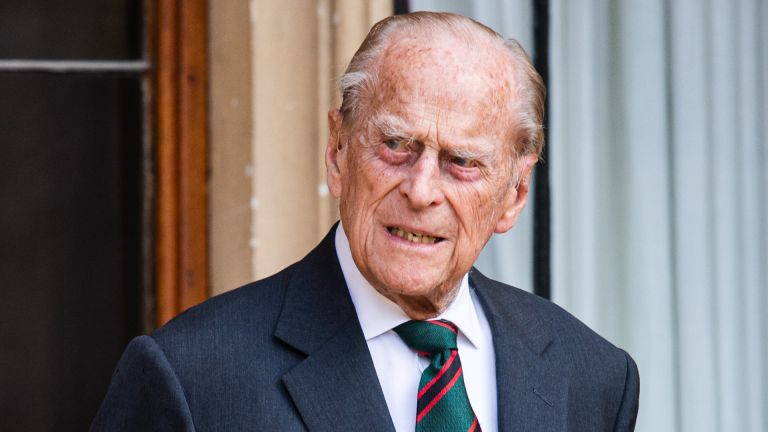Prince Philip is the Queen's husband