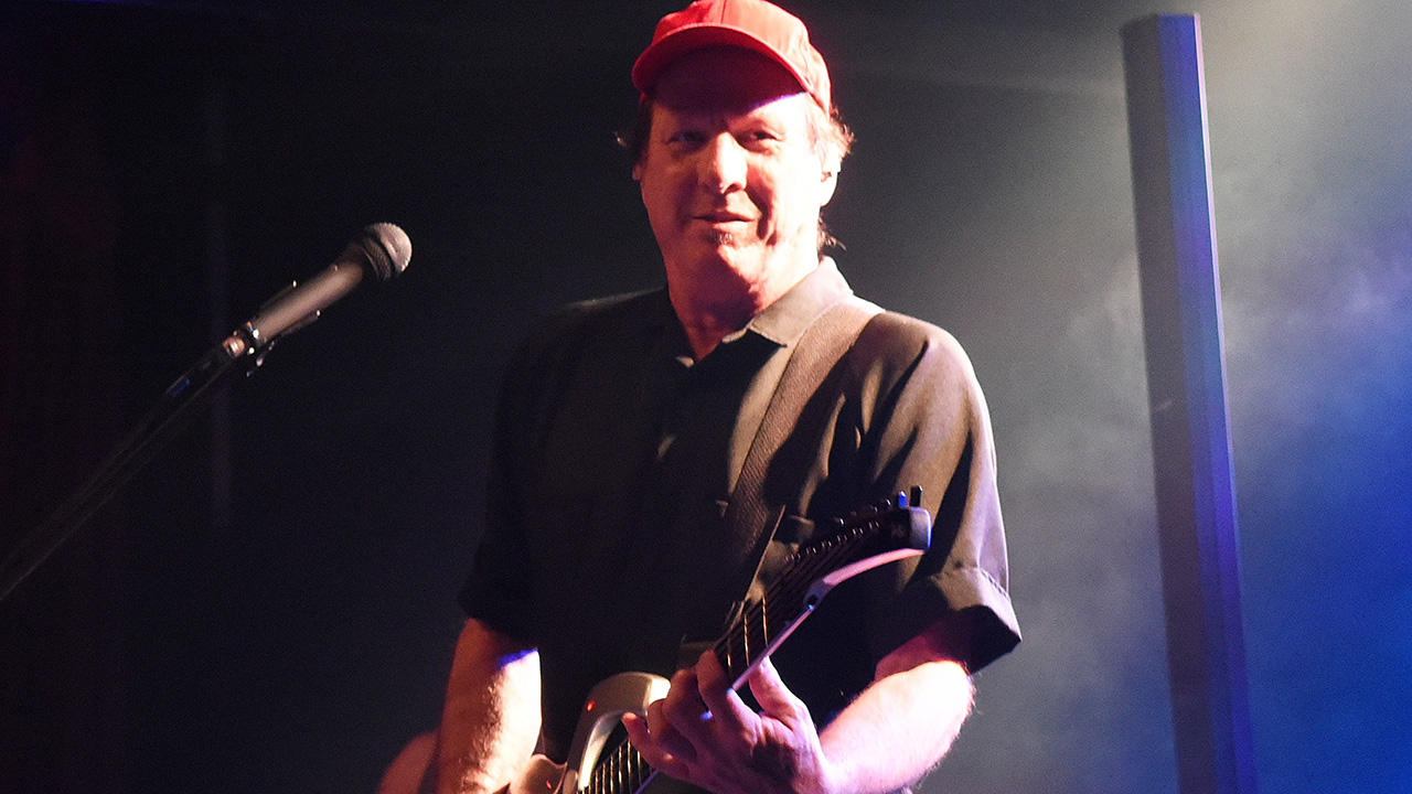 Adrian Belew announces new-look lineup for US spring tour