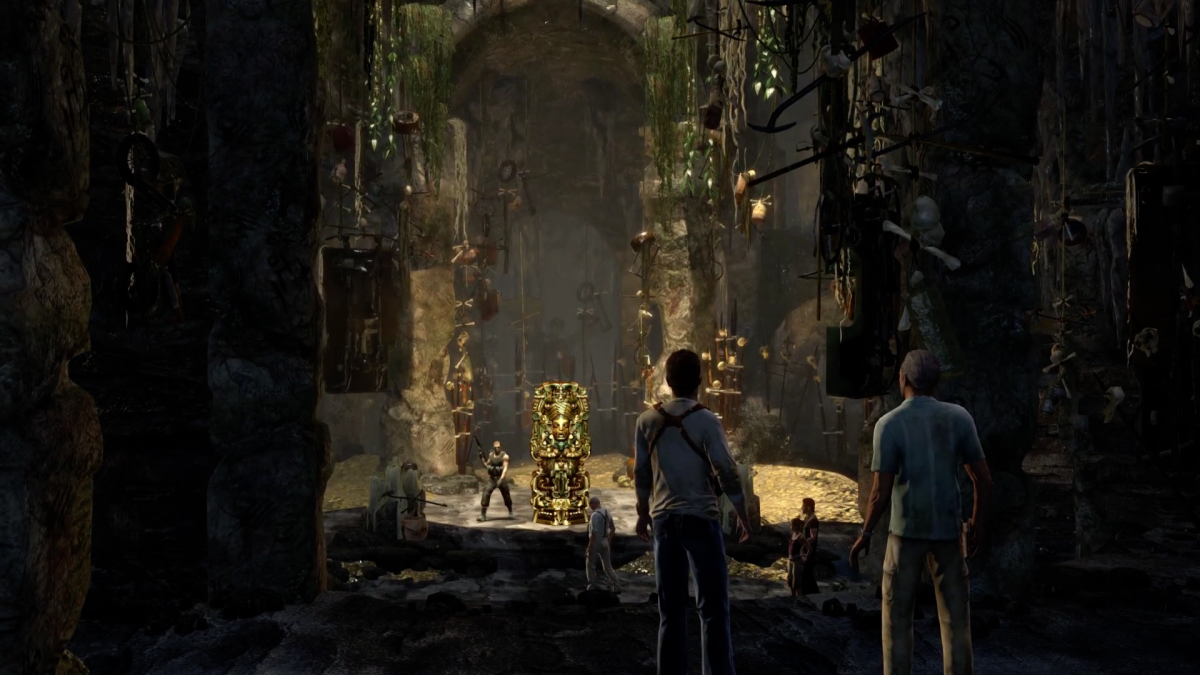 Uncharted The Nathan Drake Collection Worth Upgrading Tom S