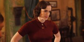 Agents Of S.H.I.E.L.D's Elizabeth Henstridge Found The Perfect Way To Summarize 2020