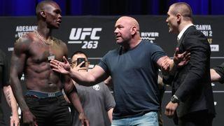 Watch UFC 263 online