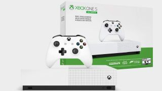 Xbox One S all digital pre-order
