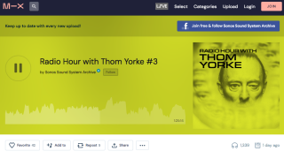 Thom York releases final mix in exclusive Sonos Radio series