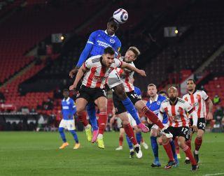 Sheffield United v Brighton and Hove Albion – Premier League – London Stadium