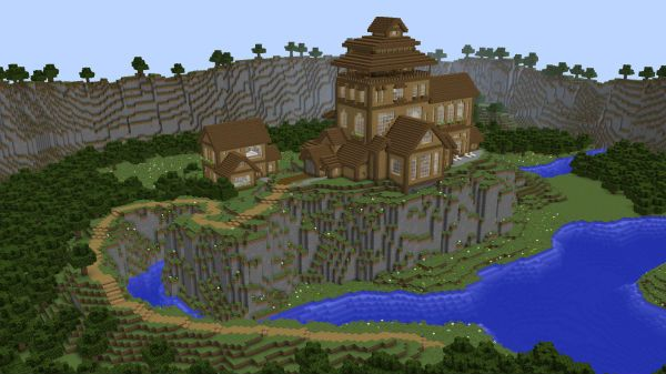 Minecraft: Bedrock Edition has full crossplay support now that PS4 has opted in