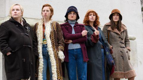 Five women contemplate liberation in 'Misbehaviour'