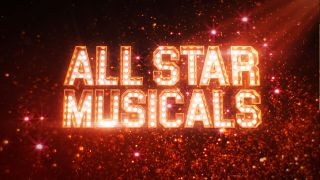 All Star Musicals 2021 logo.