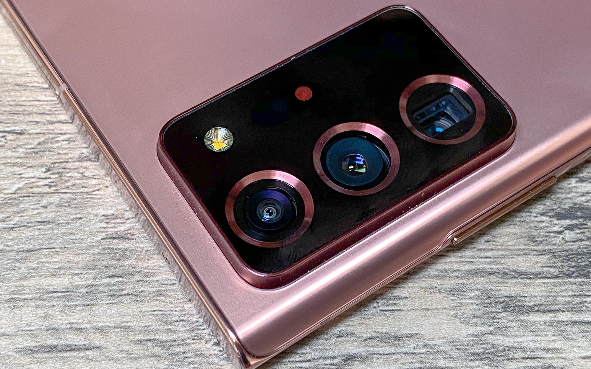 Samsung Galaxy Note 20 Ultra review camera
