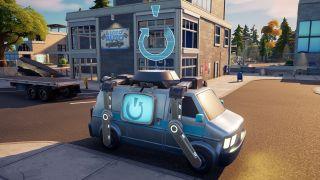 Fortnite Reboot Vans locations