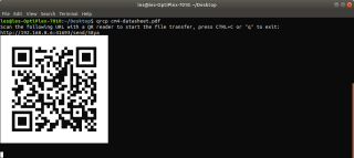 How to install qrcp