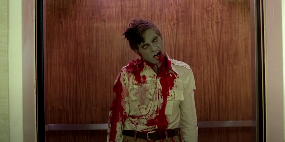 David Emge in Dawn of the Dead