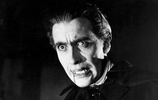 Horror Of Dracula, Christopher Lee