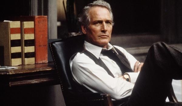 The Verdict Paul Newman desk shot