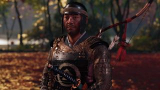 all best ghost of tsushima armor