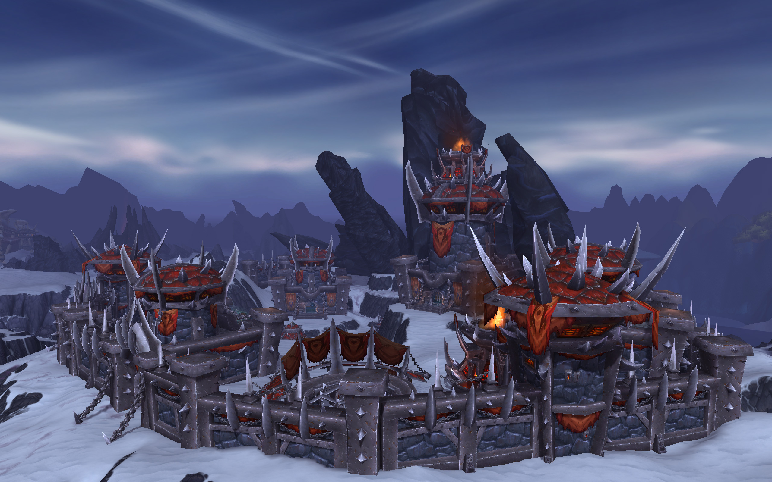 World Of Warcraft: Warlords Of Draenor Screenshots Travel To First Dungeon #30652
