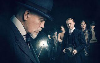 The ABC Murders Christmas BBC1