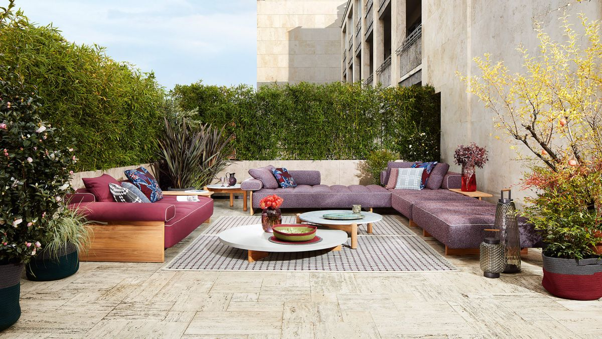 Colourful garden furniture ideas: 14 vibrant ways to brighten up your space