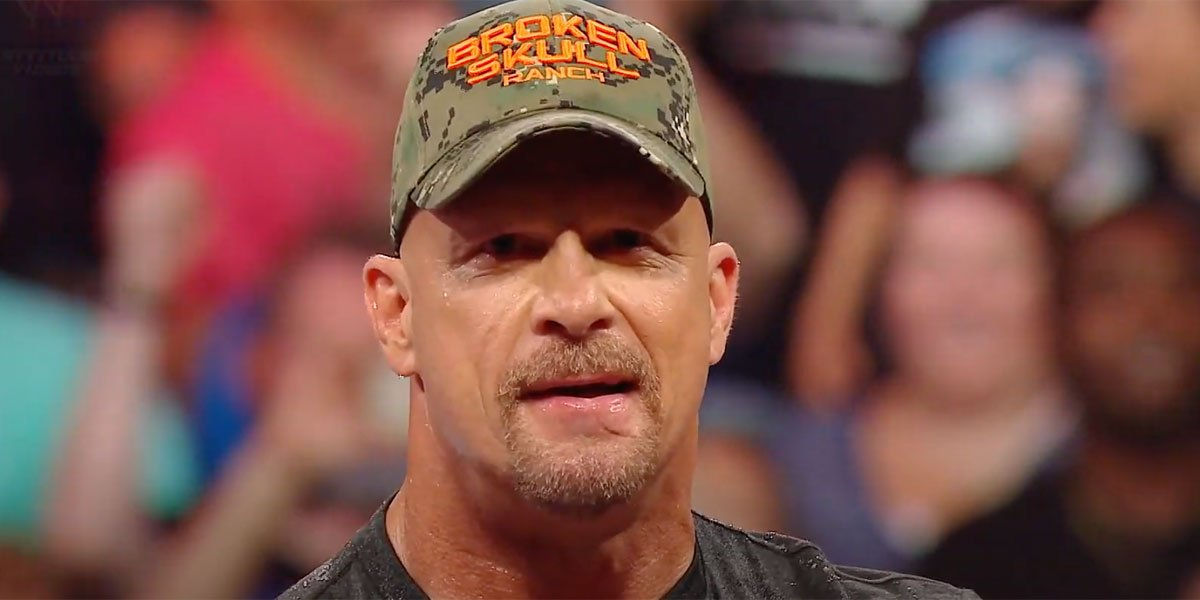 Steve Austin Wants To Send Stone Cold Gifs Too But Can't Figure Out How