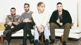All Time Low press shot