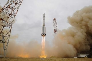 ExoMars 2016 Blasts Off