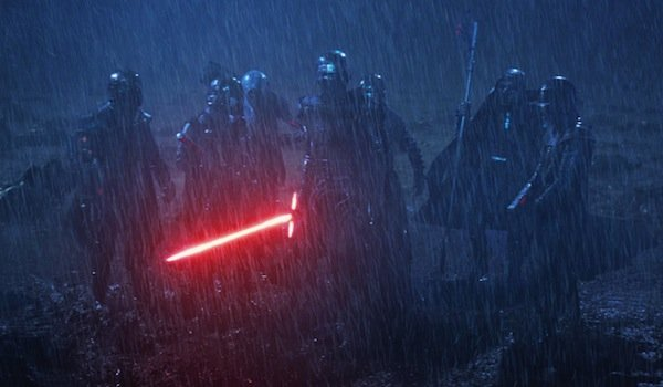 knights of ren star wars: the force awakens