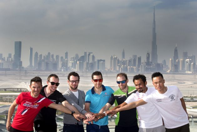 Stars line up for the 2015 Dubai Tour